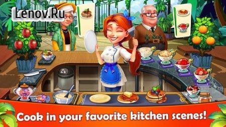 Cooking Joy - Super Cooking Games, Best Cook! v 1.1.7 (Mod Money)