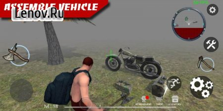 Zombie Crushers 2 : Survival Instinct v 2.9.25 Мод (Unlock all blueprints & More)