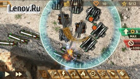Tank Defense TD LUXE v 1.0.0 (Mod Money)