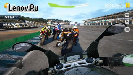 Moto Rider 3D - Speed highway driving v 1.1.3 (Mod Money)