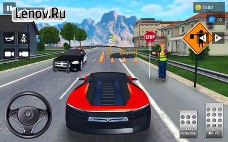 Driving Academy 2: Drive&Park Cars Test Simulator v 1.7 (Mod Money/Unlocked)