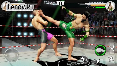 Muay Thai Fighting Clash: kick Boxing origin 2018 v 1.0.3 Мод (Ad Free)