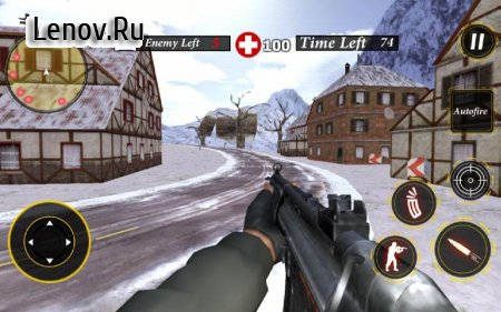 Last Day of Survival Winter Battle Royale v 1.1 Мод (Free Shopping)