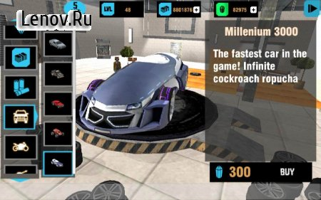 Truck Driver City Crush v 2.9.8m (GOD MODE/ADD MONEY/WEAPON/EXPERIENCE)