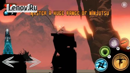 Ninja Escape:Dark Reign v 1.2 (Mod Money)