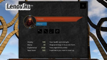 Witches & Wizards v 0.4.2 Мод (A lot of experience)