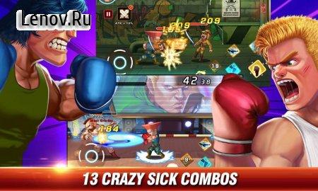 Fist of Brutal:Offline Arcade v 1.1.3.186 (Mod Money)