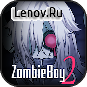 ZombieBoy2-CRAZY LOVE- v 1.3.2 Мод (Free Food)