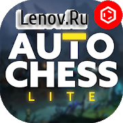 Auto Chess Lite v 20 (GOD MODE/x10 DMG)