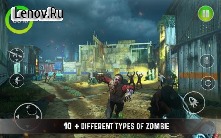 Death Deal: Zombie Shooting Games 2019 v 2.0 Мод (Unlimited gold coins)
