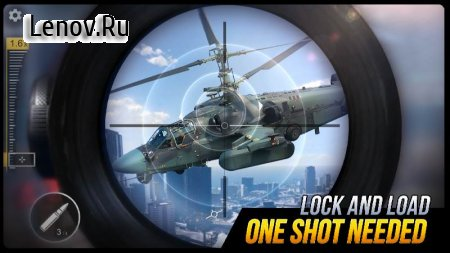 Sniper Honor: Free 3D Gun Shooting Game 2019 v 1.6.2 Мод (Unlimited God Coins/Diamonds)
