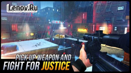 Sniper Honor: Best 3D Shooting Game v 1.1.1 Мод (Unlimited God Coins/Diamonds)