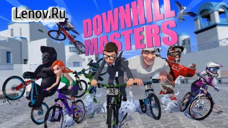 Downhill Masters v 1.0.24 (Mod Money)