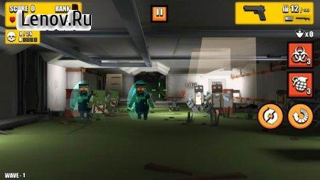 Pixel Zombie Hunter v 1.0.13 Мод (Free Shopping)
