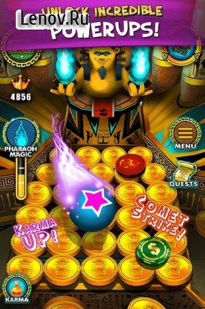 Pharaoh Gold Coin Party Dozer v 1.4.1 Мод (Infinite Coins/Bucks/Diamonds/Gold Bar/Tokens)