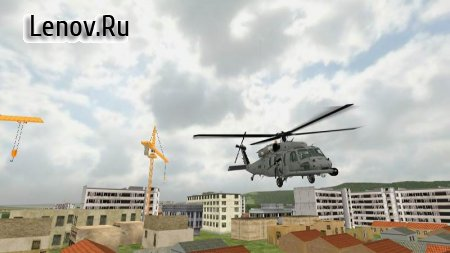 Helicopter Sim Flight Simulator Air Cavalry Pilot v 1.93 Мод (Unlocked)