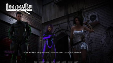The Lust Hero (18+) v 0.8 Мод (полная версия)