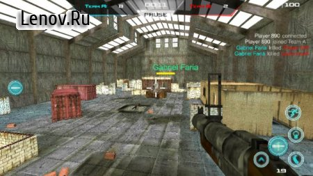 Assault Line CS FPS Online v 1.1.2 (God Mode/Invisible/Infinite Ammo/No Reload & More)