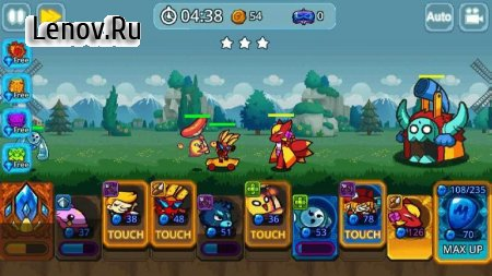 Monster Defense King v 1.1.1 Мод (Unlimited Diamonds)
