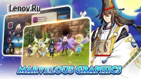 Tales of Guardians v 1.1.1 Мод (DMG/DEFENSE MULTIPLE)