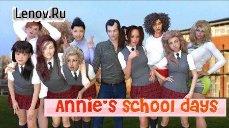 Ann's School Days (18+) v 0.5 Мод (полная версия)