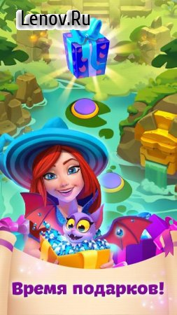 Charms of the Witch - Magic Match 3 Games v 1.23.3640 (Mod Money)