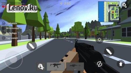 Craft Apex Legends: pixel shooter, battle royale v 1.6 (Mod Money/Free advertising to get resources)