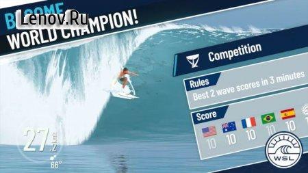 True Surf v 1.0.18 Мод (Unlocked)