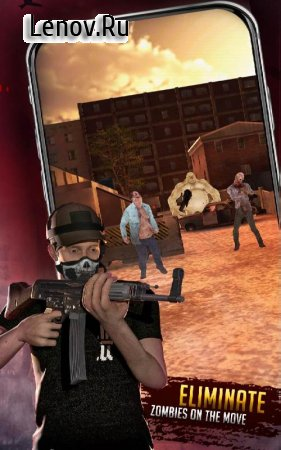 Survive Till Dead : FPS Zombie Games v 1.7 Мод (Free Shopping)