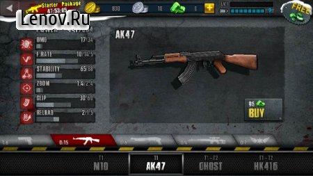 Zombie Killer - Sniper Shooting v 1000.19 (Mod Money)