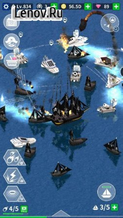 Good Pirate v 1.16.2 Мод (Unlimited Gold Coins/Diamonds)
