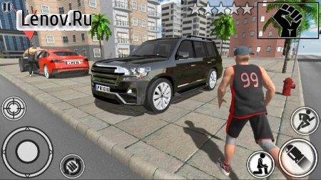 Real Gangster Crime Simulator 3D v 0.3 (Mod Money)