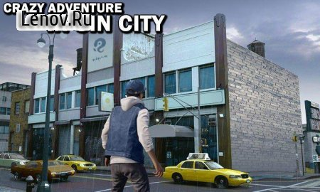 Gangster Town Auto v 2.3.2 Мод (Unlimited Gold Coin)