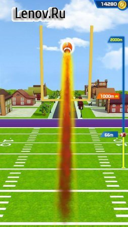 Football Field Kick v 1.02 Мод (Ad Free)