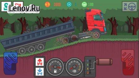 Best Trucker 2 v 2.5 (Mod Money)