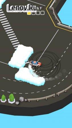 Snow Drift v 1.0.8 Мод (A Lot Of Coin/All Car Unlocked)