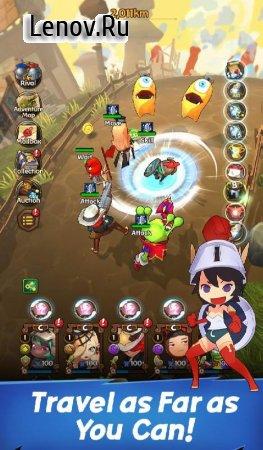 Hello Hero All Stars: 3D Cartoon Idle RPG v 2.2.1 (God Mode/High Damage)
