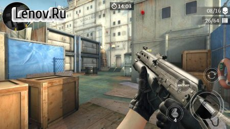 Crossfire GO: Best CF shooting game v 1.1.1 Мод (Unlimited Gold Coins)