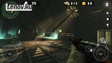 Zombie Hitman-Survive from the death plague v 1.1.2 Мод (Free Shopping)