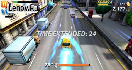 On The Run 3D v 1.0 Мод (Unlimited coins/diamonds)