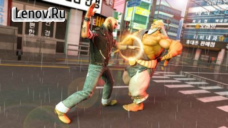 Legends of Gangster Street Kung Fu Kingdom Fighter v 1.0 (Mod Money)