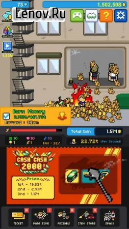 Rags To Riches : Rich King Maker v 1.0.7 (Mod Money)