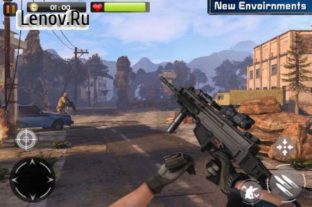 Real Commando Secret Mission v 3.0.05 (Mod Money)