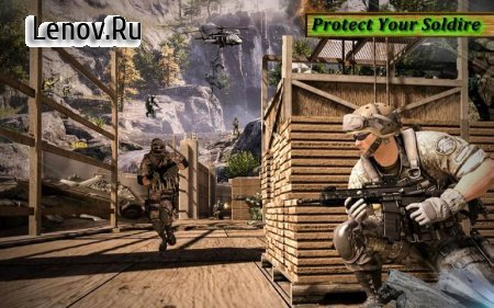 Real Commando Secret Mission v 14.2 (Mod Money)