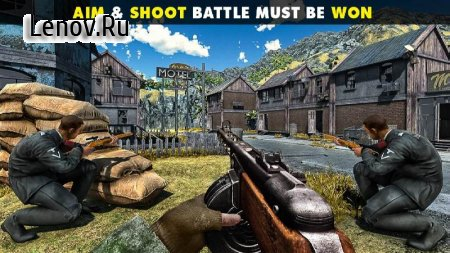 WW2 US Commando Battleground Survivor v 1.0.8 (Mod Money)