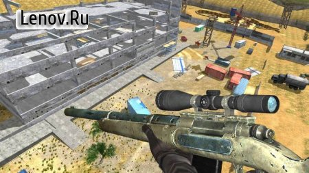 SWAT Sniper 3D 2019: Free Shooting Game v 0.2 Мод (Free Shopping)