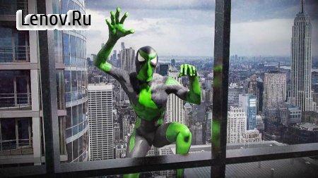 Rope Frog Ninja Hero - Strange Gangster Vegas v 1.0.8 Мод (Unlimited Gold Coins)