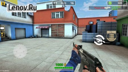 Combat Strike: FPS War - Online Gun Shooting Games v 3.3 Мод (Free Shopping)
