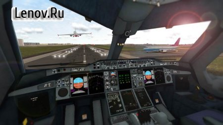 RFS - Real Flight Simulator v 0.9.3 Мод (Unlocked)