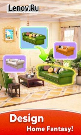 Home Fantasy - Dream Home Design Game v 1.0.16 (Mod Money)